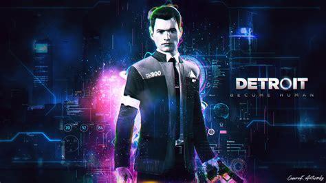Become human connor markus kara game characters 4k wallpaper. Tapety : Detroit staje się człowiekiem, Connor Detroit ...