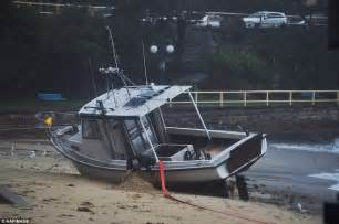 Boat Harbour Car Park Newcastle by Sydney And Nsw Area Hit By Winds As Powerful As Category
