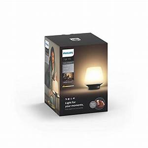 Lampe Variateur De Lumiere : philips luminaire t l command wellness lampe de table hue ~ Dailycaller-alerts.com Idées de Décoration