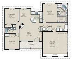 3 bedroom floor plans with garage 17 best ideas about small house plans on small home plans tiny house plans and