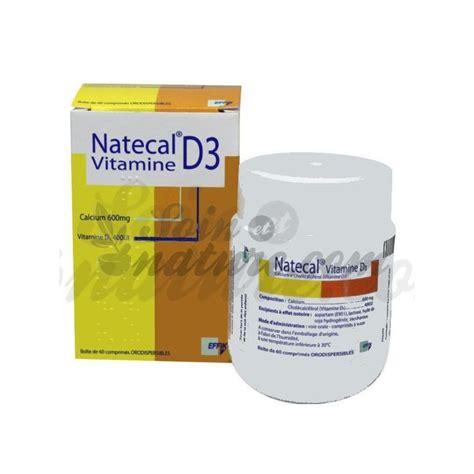 natecal calcio vitamina  mg  ui compressa