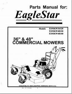 Eaglestar Eskmw48140 Eskmw36120 Eskmw48120 Parts Lookup