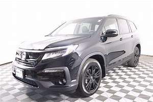 New 2021 Honda Pilot Black Edition Sport Utility In