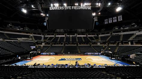 NCAA in Talks With Indianapolis to Host All of March ...