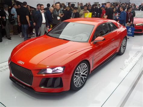 The Audi Sport Quattro Laserlight Concept Introduced At