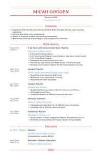 resume sles visualcv resume sles