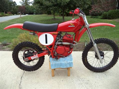 Smith Honda by Vintage Honda Rocket Elsinore Marty Smith For Sale On