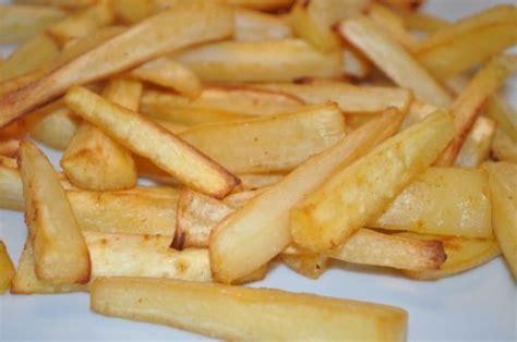 cuisine originale recette panais frites les recettes de la cuisine de asmaa