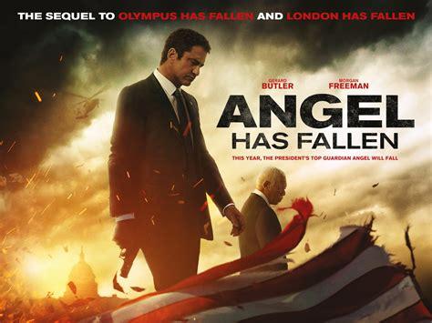 angel  fallen starring gerard butler  review