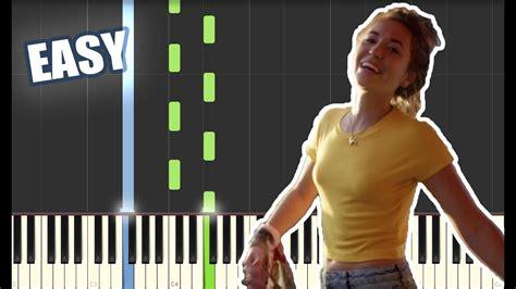 You Say - Lauren Daigle | EASY PIANO TUTORIAL + SHEET ...
