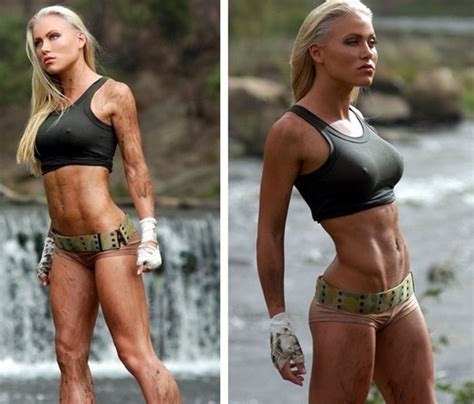 Sports & Fitness Model Stacey Mcmahon Talks...