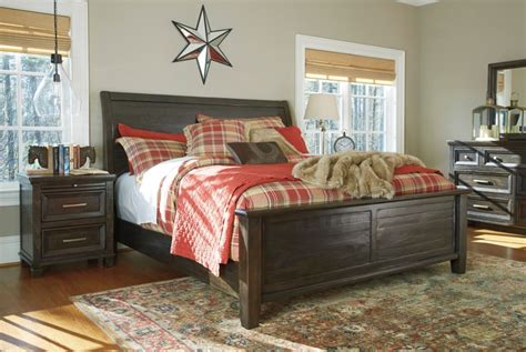 Heritage Roads Townser Bedroom Collection Ashley