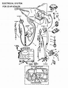 Electrical Systems Diagram  U0026 Parts List For Model 281022be