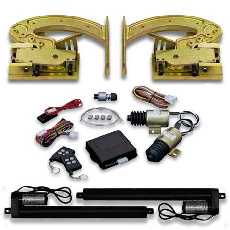 lambo door kit universal automatic lambo hinge kit 90 degree vertical