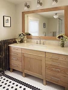 Meuble Salle De Bain Retro Chic : salle de bain r tro carrelage meubles et d co en 55 photos pinterest sols en mosa que ~ Teatrodelosmanantiales.com Idées de Décoration