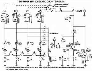 Expander 160 Crystal Oscillator  U0026 Switch