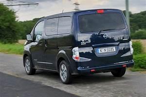 Nissan Nv200 Evalia : nissan e nv200 evalia elektrischer gro familientraum ~ Mglfilm.com Idées de Décoration