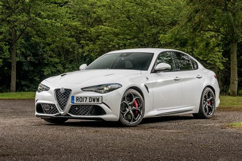 Alfa Romeo Giulia Quadrifoglio Longterm Test Review Car