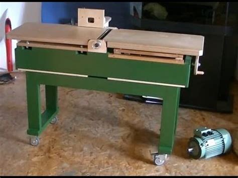 milling wood   jointer   router table