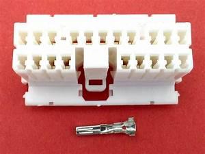 20 Way Yamaha R1 R6 4xv Loom Side Head Clocks Wiring Connector