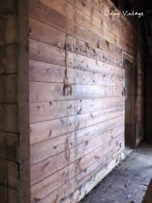 Shiplap Walls Vintage