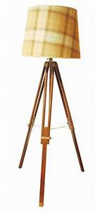 1000 images about rustic chic lamps on pinterest With floor lamp wooden legs