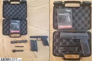 Armslist  Trade  Sig Sauer P320 40 Cal Full Kit
