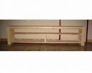 Meuble Escalier Pas Cher : meuble en pin massif ~ Premium-room.com Idées de Décoration