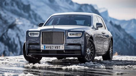 2017 Rolls Royce Phantom 4k 7 Wallpaper