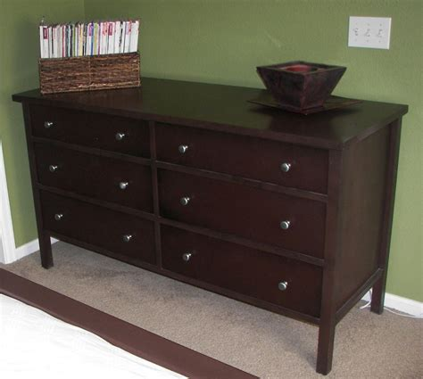 Colored Nightstands by Espresso Colored Dressers Bestdressers 2017