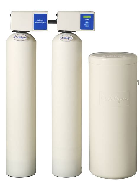 Water Softener Culligan Outdoor Water Softener