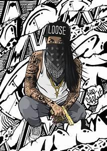 gangsta girl on Tumblr