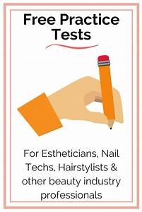 List Of 50  Study Guides For Beauty Professionals