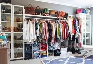 Dressing En Palette : dressing tag re murale barre de penderie ~ Melissatoandfro.com Idées de Décoration