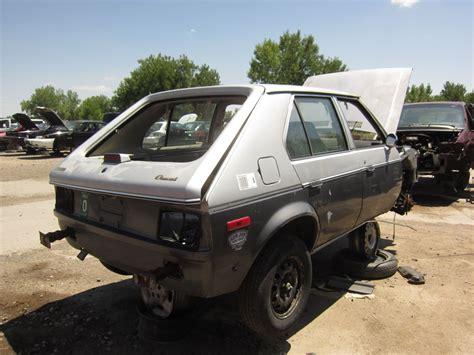 Junkyard Find: 1986 Dodge Omni - The Truth About Cars