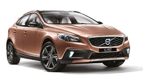Gambar Mobil Volvo V40 Cross Country by Volvo V40 Cross Country 2014 2016 Images Interior