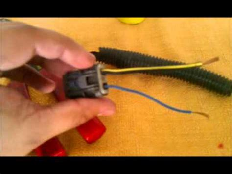 honda obd0 to obd1 distributor jumper harness wiring how to youtube