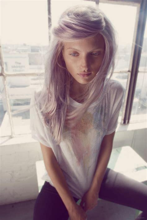 Wild Fox Ash Blonde Hair Colors Ideas