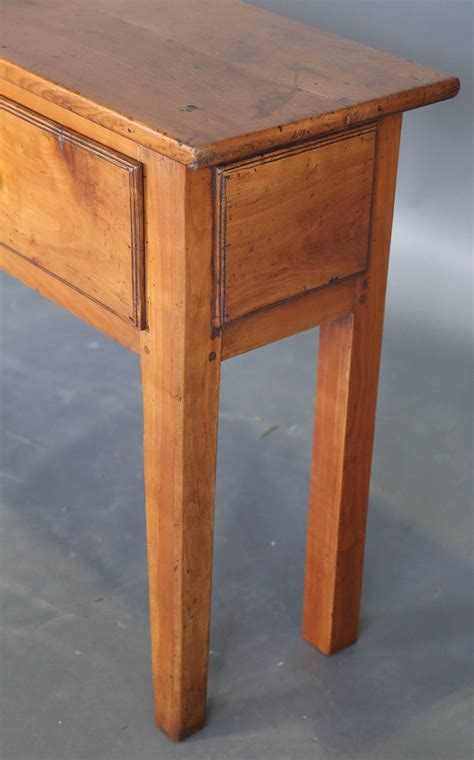 Narrow Sofa Table by 19th Century Narrow Console Sofa Table For Sale At