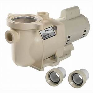 Pentair Superflo Pool Pump 1 Hp  2