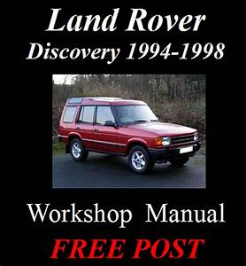 Land Rover Discovery  U0026 Freelander Series 1 94