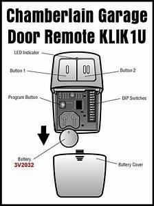 How To Reset Chamberlain Garage Door Remote
