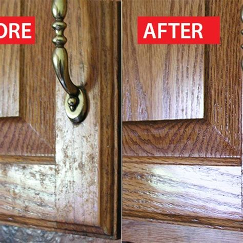 how to clean greasy kitchen cabinets how to clean grease from kitchen cabinet doors cleanses