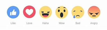 Reactions Fb Happy Means Brands Reaction Clicky