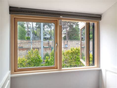 aluminium clad wood casement windows signature