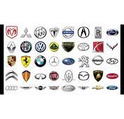 All Car Brands Company Logos  YouTube