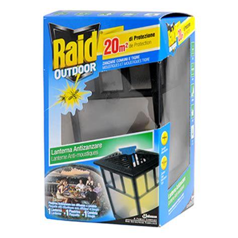 raid lanterne anti moustiques usage exterieur tous les