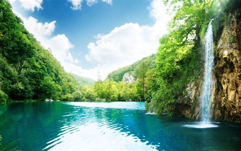 Blue lagoon Desktop wallpapers 1680x1050