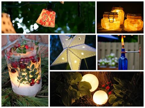 diy outdoor lighting ideas 18 stunning diy outdoor lighting ideas