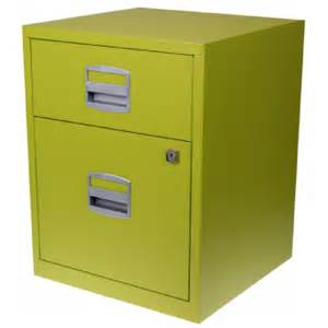 bisley 2 drawer locking a4 filing cabinet pfam1s1f green